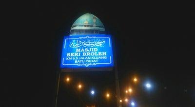 Photo of Mosque Masjid Jamek Sri Broleh at Malaysia