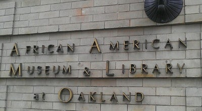 Photo of History Museum African American Museum & Library at Oakland at 659 14th St, Oakland, CA 94612, United States