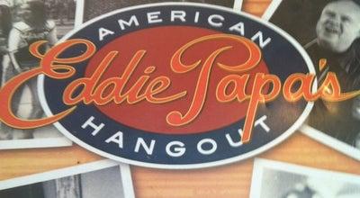 Photo of American Restaurant Eddie Papa's at 4889 Hopyard Rd., Pleasanton, CA 94566, United States