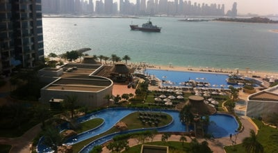 Photo of Beach Oceana at The Palm Jumeirah, Dubai, United Arab Emirates