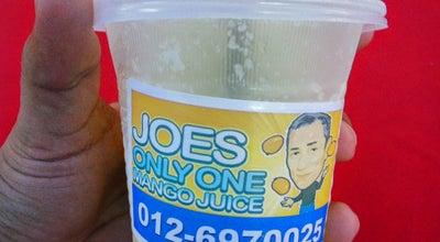 Photo of Juice Bar Joes Only One Mango Juice at Portuguese Settlement, Melaka 75050, Malaysia