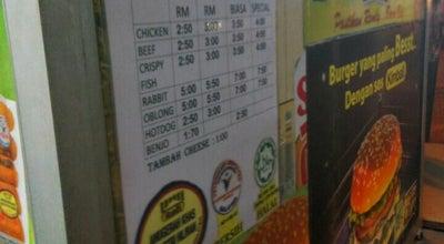 Photo of Burger Joint Hafiz Burger at Kampar, Perak, Malaysia