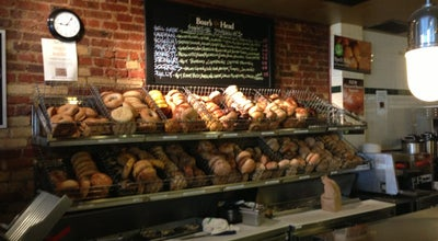 Photo of Bagel Shop Brooklyn Bagel & Coffee Company at 3509 Ditmars Blvd, Astoria, NY 11105, United States