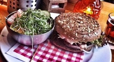 Photo of Gastropub Lunchbox at Nieuwstad 8-10, Antwerpen 2000, Belgium