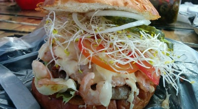 Photo of Burger Joint Nutri Burguer at Mexico