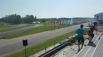 Photo of Racetrack Rullitis at Jelgava, Latvia