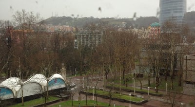 Photo of Playground Columpios del Parque de los Patos at Parque De Doña Casilda, Junto A Museo De Bellas Artes De Bilbao, Bilbao, Spain