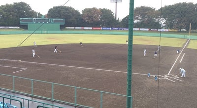 Photo of Baseball Field 前橋市民球場 at 荒口町437-2, 前橋市 379-2107, Japan