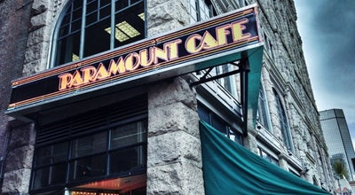 Photo of American Restaurant Paramount Cafe at 519 16th St, Denver, CO 80202, United States