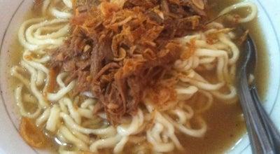 Photo of Ramen / Noodle House Bakso & Mie Ayam Simpatik at Karangjati, Semarang, Indonesia