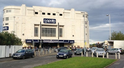 Photo of Concert Hall O2 Apollo at Stockport Rd, Ardwick Green M12 6AP, United Kingdom