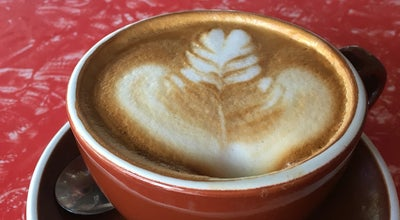 Photo of Coffee Shop Modaks Espresso at 339 George St, Dunedin, New Zealand