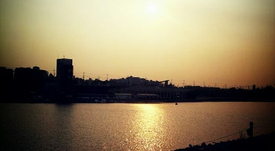 Photo of Racetrack 미사리경정공원 - 조정경기장 (Misari Motorboat Race Track) at 미사대로 505, 하남시 465-140, South Korea
