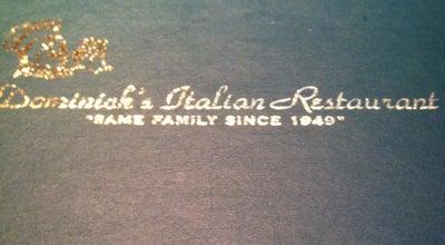 Photo of Italian Restaurant Dominicks Italian Restaurant at 477 N Oxnard Blvd, Oxnard, CA 93030, United States