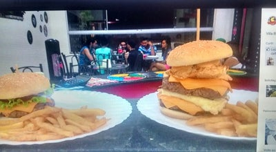 Photo of Burger Joint Villa Burguer at R. Edson Teodoro Oliveira, Ribeirao Das Neves, Brazil