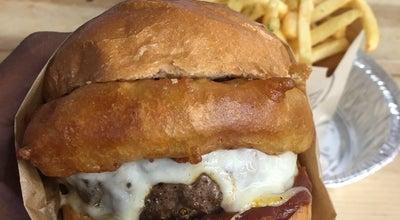 Photo of Burger Joint Vaka Burger Express at 2765 E Olympic Blvd, Los Angeles, Ca 90023, United States