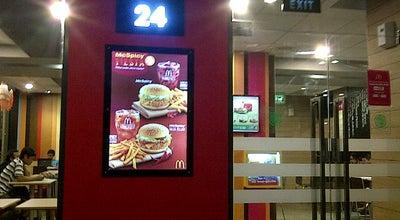 Photo of Fast Food Restaurant McDonald's / McCafé at Jalan Niaga Raya, Bekasi, Indonesia