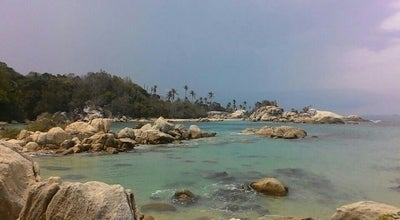 Photo of Beach Pantai parai at Sungai Liat, Sungai liat, Indonesia