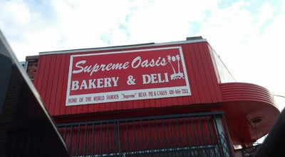 Photo of Bakery Supreme Oasis Bakery & Deli at 3223 Garrison Blvd, Baltimore, MD 21216, United States
