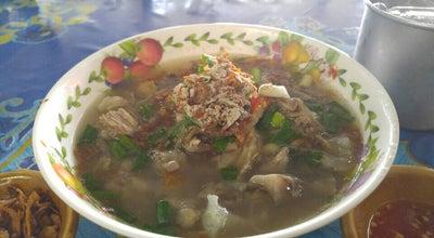 Photo of Diner ร้านซุปเนื้อเจ๊ะเยาะ at ถ.สิโรรส, Pattani, Thailand