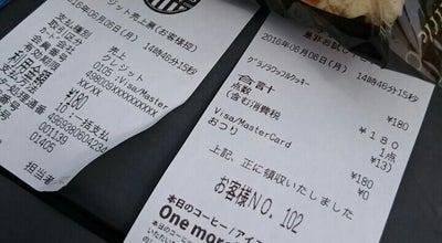 Photo of Coffee Shop タリーズコーヒー 高槻愛仁会リハビリテーション病院店 at 白梅町5-7, 高槻市, Japan