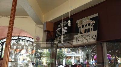 Photo of Ice Cream Shop Nieves El Kiosco at Parque Miguel Hidalgo, Coatepec, Mexico