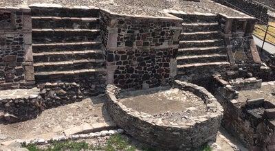 Photo of Historic Site Zona Arqueológica Tlatelolco at Flores Magon, Nonoalco Tlatelolco, Mexico
