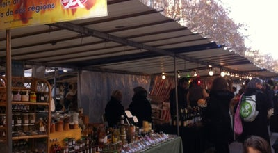 Photo of Farmers Market Marché de Saxe at Avenue De Saxe, Paris 75007, France