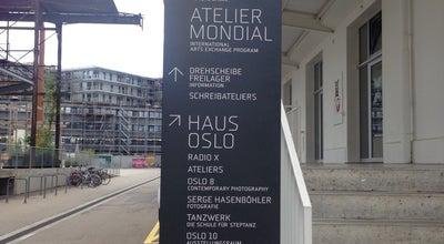 Photo of Arcade Haus der elektronische Künste at Oslostr. 10, Münchenstein 4142, Switzerland