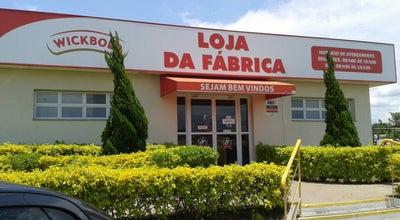 Photo of Bakery Loja de Fábrica - Wickbold at Av. Emancipação, 4.000, Hortolândia 13184-654, Brazil