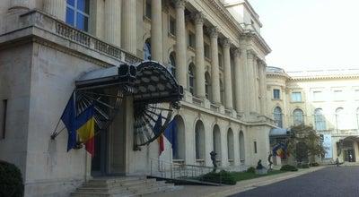 Photo of Palace Palatul Regal at Calea Victoriei Nr. 49-53, București, Romania