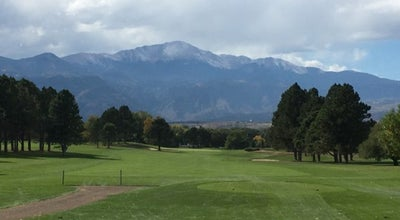 Photo of Golf Course Colorado Springs Country Club at 3333 Templeton Gap Rd, Colorado Springs, CO 80907, United States