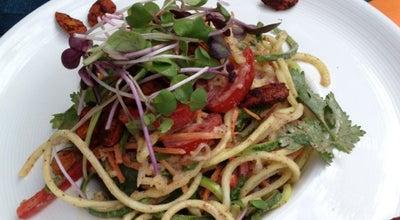 Photo of Vegetarian / Vegan Restaurant Live Organic Food Bar at 264 Dupont Street, Toronto, ON M5R 1V7, Canada