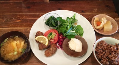 Photo of Vegetarian / Vegan Restaurant Sunny Place at Kyoto Sakyo-ku, Japan