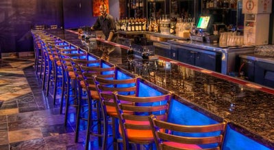 Photo of Sushi Restaurant The Blue Fish Bayou Place at 550 Texas St, Houston, TX 77002, United States