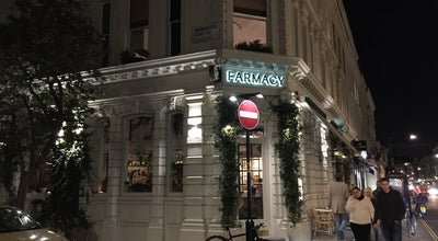 Photo of Vegetarian / Vegan Restaurant Farmacy at 74-76 Westbourne Grove, London W2 5SH, United Kingdom