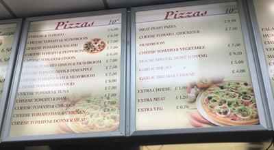 Photo of Pizza Place Pizza Paradise at 4-6 South Bridge, Edinburgh EH1 1LL, United Kingdom