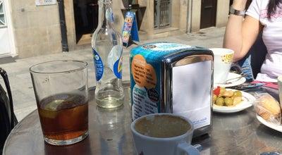 Photo of Bar Ollo Ledo Cafe at Plaza De Las Mercedes, 5, Ourense, galicia 32005, Spain