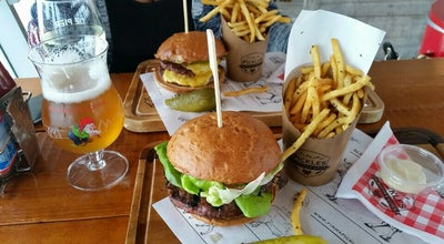 Photo of Burger Joint F.A. Pickles burgers & wines at Netherlands