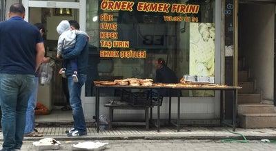 Photo of Bakery Örnek Ekmek Fırını at Cumhuriyet Cad. Belediye Arkası, Turkey