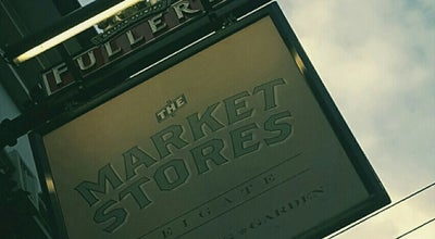 Photo of Gastropub The Market Stores at 2 High St, Reigate RH2 9AY, United Kingdom