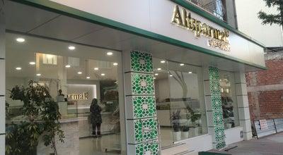 Photo of Dessert Shop Altıparmak Yöresel Ürünler at Burç Mh. Cumhuriyet Cd. Özel İdare Binası No:1, Burdur, Turkey