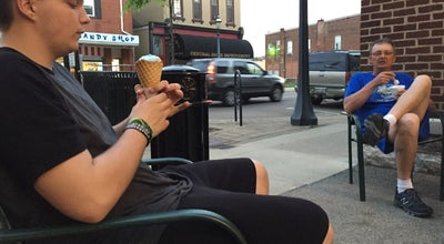 Photo of Ice Cream Shop 3 Dips Ice Shoppe at 42 S Main St, Miamisburg, OH 45342, United States