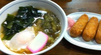 Photo of Ramen / Noodle House ウエストうどん白山町店 at 久留米市, Kurume, Japan