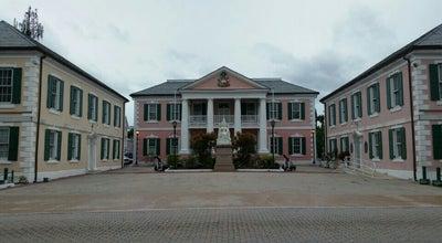 Photo of Monument / Landmark Parliament Square at West Bay Street, Nassau, Bahamas
