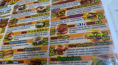 Photo of Burger Joint big boy burguer at Mexico