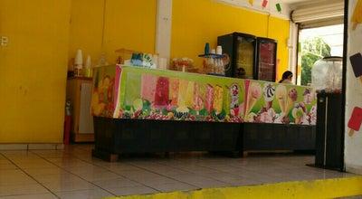Photo of Ice Cream Shop La Michoacana at Calle De Los Maestros, Minatitlan, Mexico