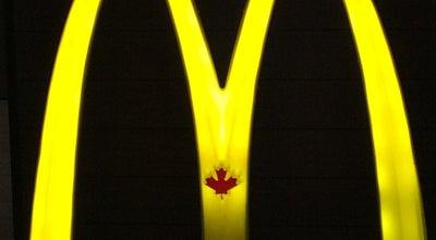 Photo of Fast Food Restaurant McDonald's at 1430 Aut Des Laurentides, Prévost, QC J0R 1T0, Canada