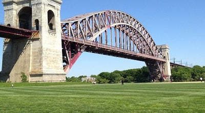 Photo of Bridge Hell Gate Bridge at Shore Blvd, Astoria, NY 11105, United States