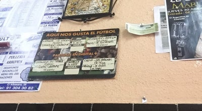 Photo of Bar El Rincon De Ana at C. Luis Ruiz, 75, Madrid, Spain